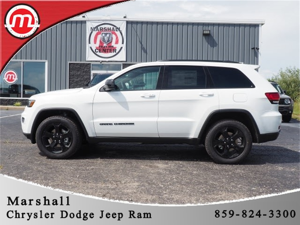 New 2019 JEEP Grand Cherokee Upland Edition