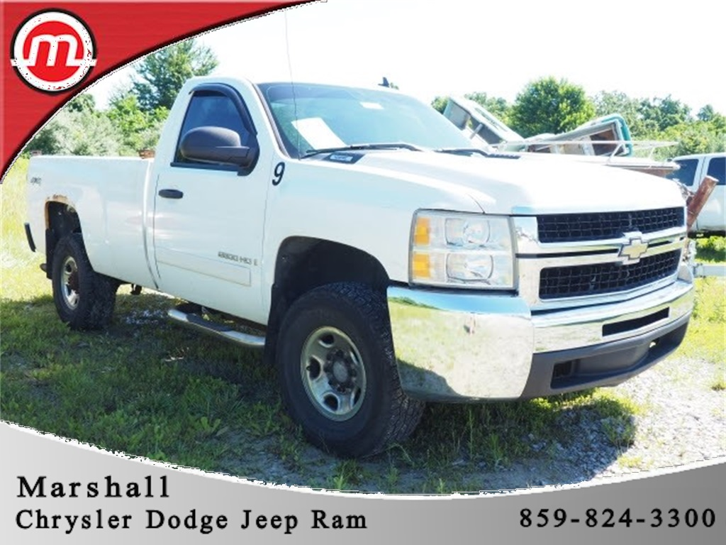 Pre-Owned 2007 Chevrolet Silverado 2500HD LT