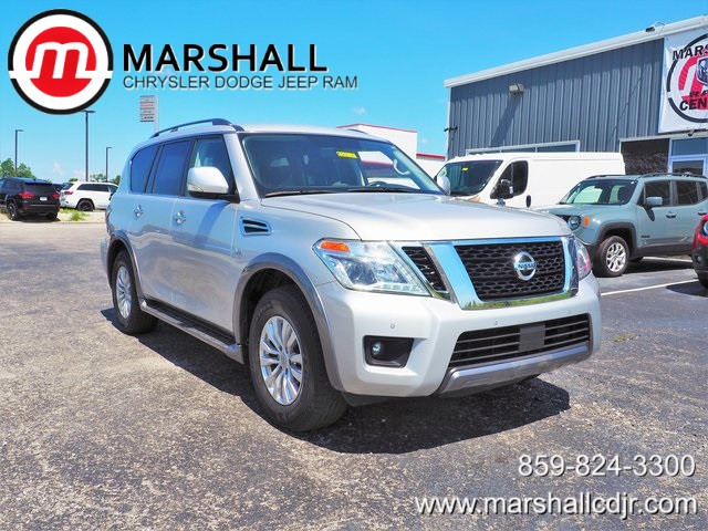 Pre-Owned 2019 Nissan Armada SV