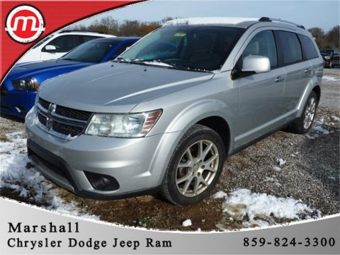 Pre-Owned 2011 Dodge Journey Crew