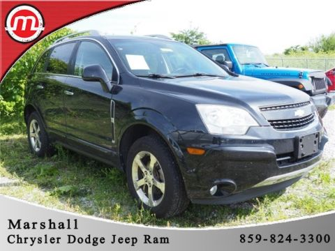 Pre-Owned 2012 Chevrolet Captiva Sport LTZ